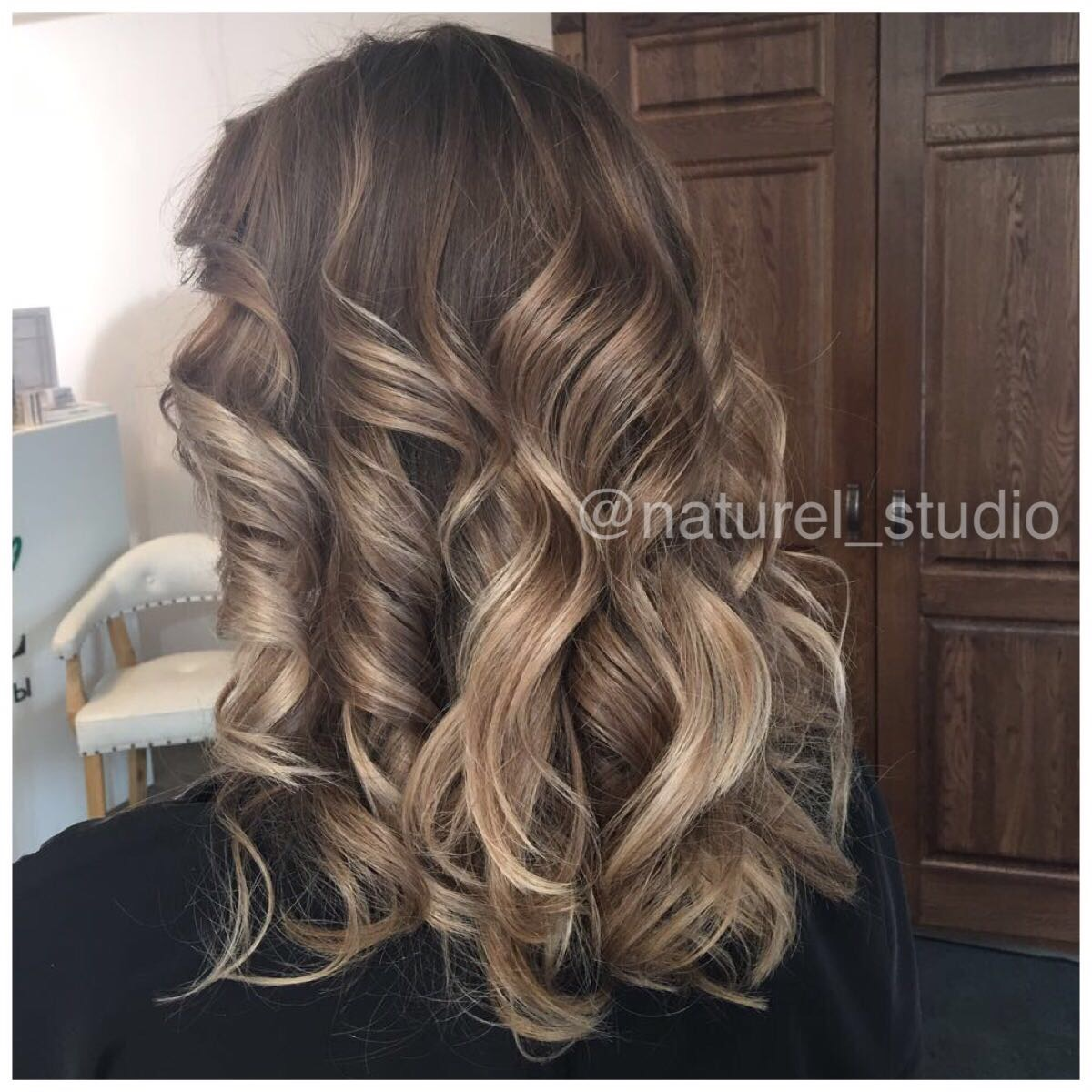 Будь на яркой полосе — цветное омбре на волосах (38 фото ... | 1200x1200